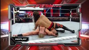 Adam Rose vs. Jack Swagger: June 2, 2014