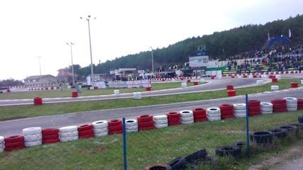 Дрифт Варна - картинг писта Виница 31.03.13г. (drift day Varna Vinica 31.03.13)