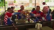 Хърватските колоездачи