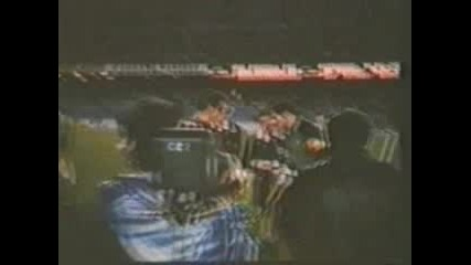 Cska Срещу Barcelona 1989