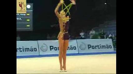 Анна Бесонова - въже 09