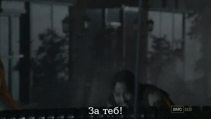 Живите мъртви - Сезон 3 Епизод 8 + Bg Subs