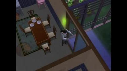 Sims - ледената Принцеса