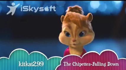 Youtube - The Chipettes: Selena Gomez - Falling Down (hd)