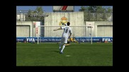 Fifa 11 - Rainbow and goals
