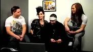 Tokio Hotel talk about religion