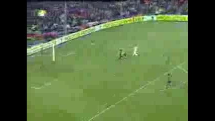 Ronaldo Goal Vs Barca
