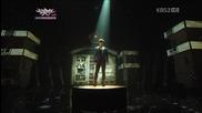 (hd) Kim Jong Kook - Men will be men (comeback stage) ~ Music Bank (02.11.2012)