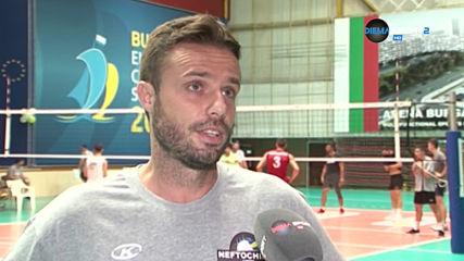 Теди Салпаров: Мечтата ми бе да играя финал на голям форум с България