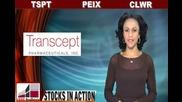 (tspt, Peix, Clwr) Crwenewswire Stocks In Action