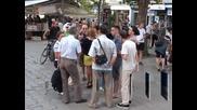Временно спират протестите срещу наредбата за паркиране в столицата