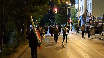 79-та вечер на антиправителствени протести