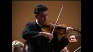 Паганини - Концерт за цигулка и оркестър №1 част1 (1/2)