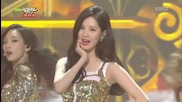 141219 Tts - Holler @ Music Bank Year-end Special