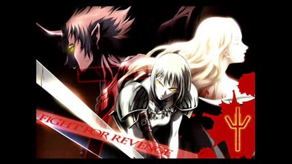 Claymore - Danzai No Hana - Guilty Sky Lyrics