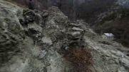 По пътеката към рид Сакарица