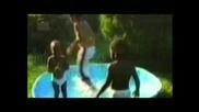 Смешна Компилация от Злополуки в басейни