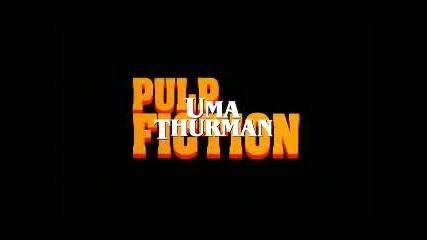 Pulp Fiction - Криминале, Музиката