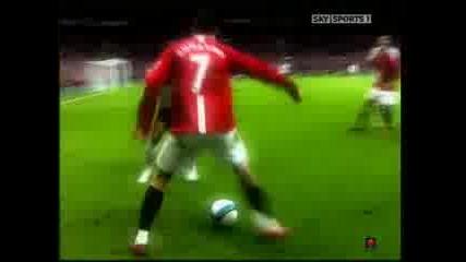 Showboat Soccer - Robinho vs Cristiano Ronaldo