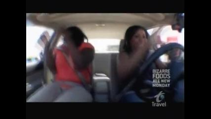 Жените са добри шофьори?? Друг път...