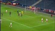 Залцбург 5 - 1 Астра ( 11/12/2014 ) ( лига европа )