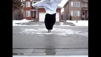 Cwalk - танц