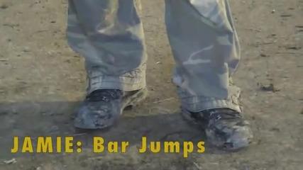 Team Grenade Workout - Ash Poles