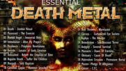 The Essential Death Metal Songs Vol1