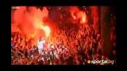 Погроми в Барселона след триумфа