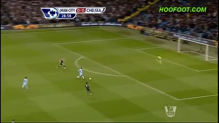 Manchester City 2 - 1 Chelsea