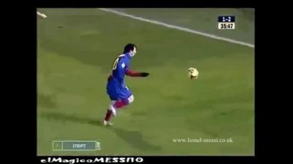 Lionel Messi - Top 18 Goals t0p Player !