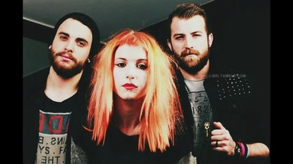 Paramore - ( Оne of Those ) Crazy Girls