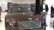 Bentley Continental Gt 2018 - Full Review Geneva Motor Show Hd