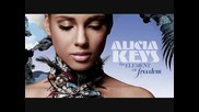Alicia Keys - Love Is Blind (lyrics)
