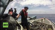 USA: Five TONNES of cocaine seized by US Coast Guard