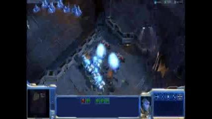Starcraft 2 - Gameplay Видео 1