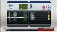 Fifa 13 Career Manager с Chelsea S1ep7 Шедьовър на J.terry !!