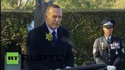 Australia: PM Abbott honours Australian MH17 victims on anniversary of crash