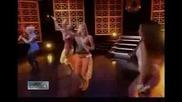 Pussycat Dolls - Jai Ho(live Ellen degeneres)