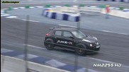 Nissan Juke R - Powerslides and Accelerations