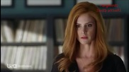 suits s05e01 Harvey Donna 1/2