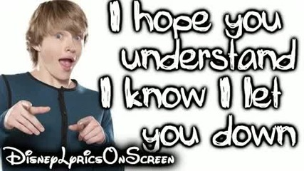 Sterling - Knight - What - You - Mean - To - Me - (lyrics - On - Screen) (dcom - Starstruck) - Hd[ww