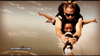 Скачане с парашут в Дубай