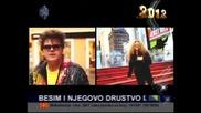 Indira Radic i Zera - Istok, sever, jug i zapad (spot 2012)