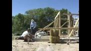 Как строи къща със сламени бали (част 2)