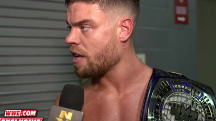 Jordan Devlin is taking the NXT Cruiserweight Title home to Ireland: WWE.com Exclusive, Jan. 25, 2020