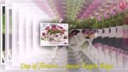 Цветя в чаши! ... (music Eugen Doga) ...