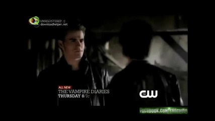 The Vampire Diaries - 3x11 Promo [bg Subs]
