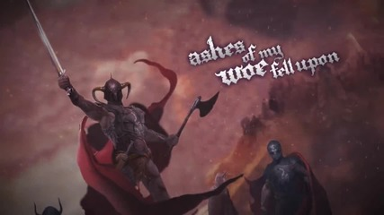 Crimson Shadows - Rise To Power Official Lyric Video
