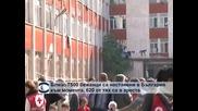 Близо 7500 бежанци са настанени в България към момента, 620 от тях са в ареста
